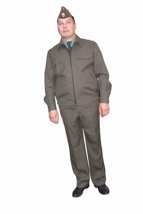 Платье форменное женское для военнослужащих