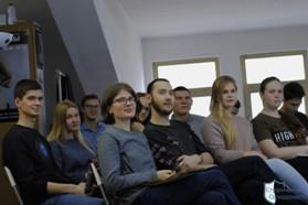 Для студентов были проведены лекции, мастер-классы и тренинг