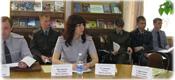 Адъюнкты принимают участие в научном семинаре