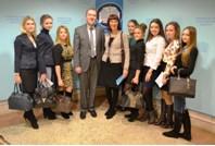 Участие студентов в конференции Правительства Вологодской области