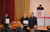 Заместитель начальника по научной работе П.В. Голодов и Н. Валевина