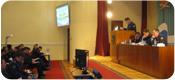 Учебно-методические сборы в актовом зале института