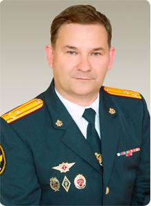Заместитель начальника института по кадрам Ковалев Сергей Викторович