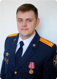 Заместитель начальника ВИПЭ ФСИН России по учебной работе Некрасов Василий Николаевич