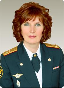 заместитель начальника института по учебной работе Оботурова Наталья Сергеевна