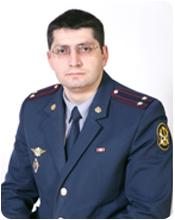 Ученый секретарь ученого совета ВИПЭ ФСИН России Станислав Петрович СЕРЕДА