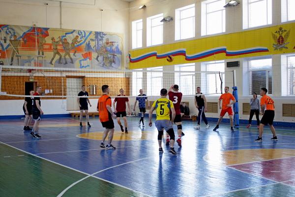 Участниками соревнований стали сотрудники и обучающиеся института