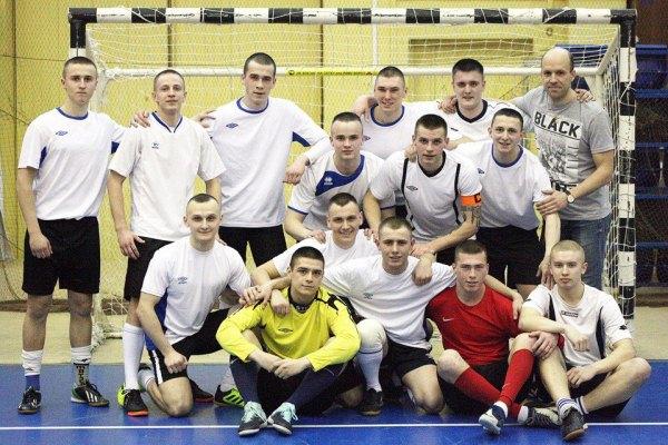 Команда ВИПЭ ФСИН России по мини-футболу
