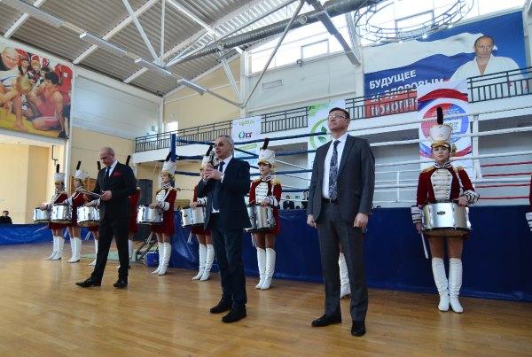 Организаторами спортивного фестиваля выступили городские власти совместно с ВИПЭ ФСИН России и Вологодским клубом боевых единоборств