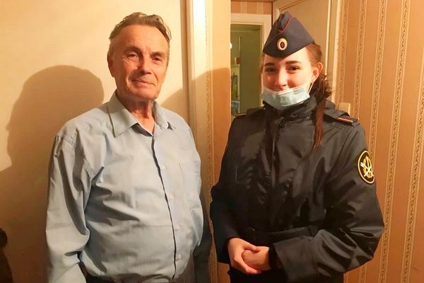 Ветеранов института поздравили с Днем пожилого человека