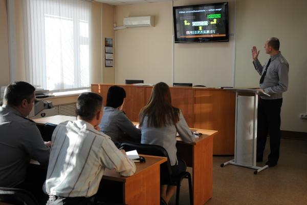 В работе семинара приняли участие сотрудники организационно-научного отдела и профессорско-преподавательский состав института