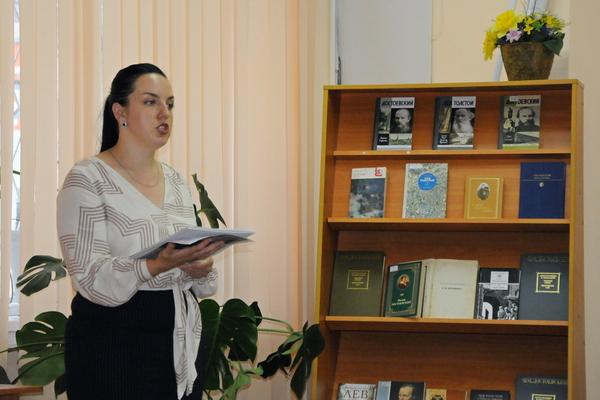Руководство вуза обсудило со специалистами Центра подготовку мероприятий, посвященных 200-летию со дня рождения Федора Достоевского