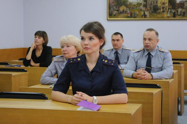 Сотрудники ВИПЭ ФСИН России посетили премьеру фильма «Воскресенье души»