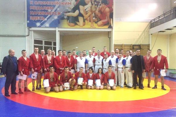 По итогам всех соревнований команда института заняла третье общекомандное место
