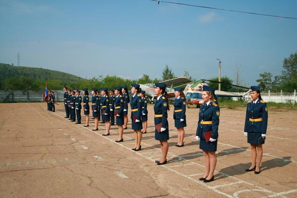 Торжественная церемония УФСИН России по Республике Бурятия