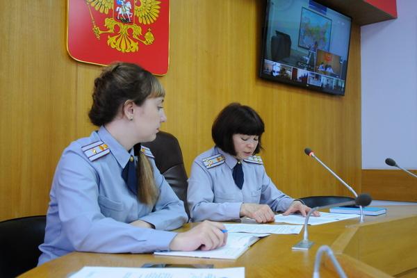 Лучшие работы отбирала конкурсная комиссия из числа сотрудников образовательных организаций ФСИН России