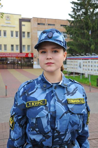 Автор самого популярного слогана первокурсница Алена Толмачева