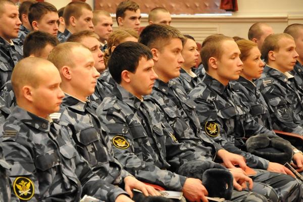 На обучение прибыло 63 сотрудника из пяти территориальных органов ФСИН России