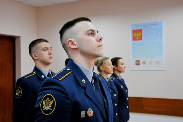 94 курсанта будут направлены в 41 территориальный орган ФСИН России