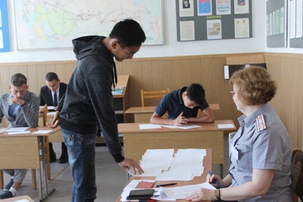 11 июля 14 человек прибыли на экзамен