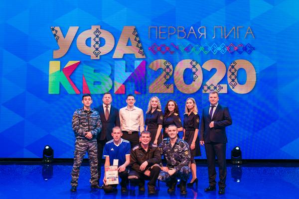 Члены жюри отметили талант участников команды в погонах и назвали выступление уверенным и ярким