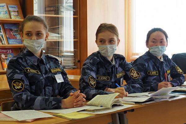 Комплексные межкафедральные учения проходят в соответствии с учебным планом у будущих выпускников ВИПЭ ФСИН России