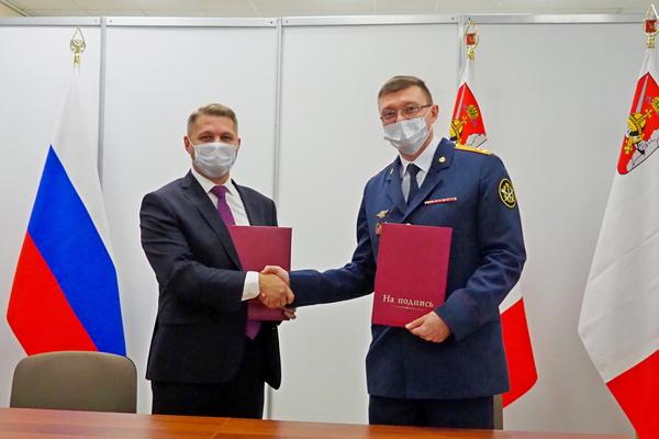 Департамент природных ресурсов Вологодской области и ВИПЭ ФСИН России заключили соглашение о сотрудничестве