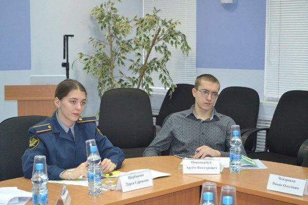 Дарья Щербакова представила работу, посвященную вопросу добросовестности в пределах приобретательной давности