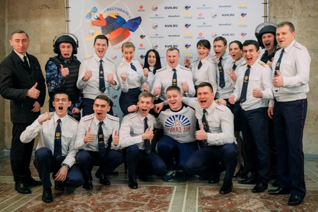 Команда КВН «Приказ 390» была приглашена в Высшую (телевизионную) лигу Международного союза КВН сезона 2017 года