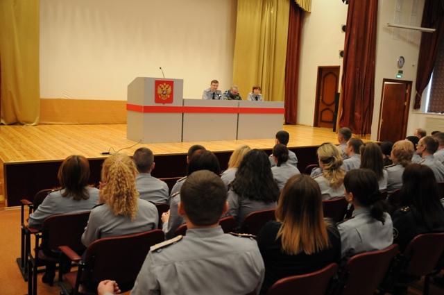 На обучение в Вологодский институт права и экономики ФСИН России прибыли 24 слушателя курсов профессиональной переподготовки из 16 регионов России