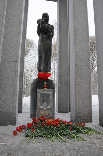 27 января в России ежегодно отмечается День полного освобождения города Ленинграда от фашистской блокады