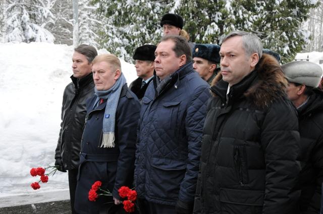Вместе со всей страной День воинской славы отметили и в Вологде