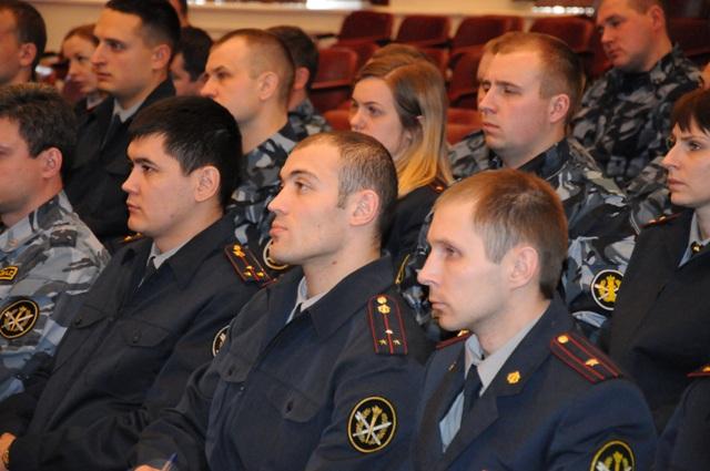 На курсы первоначальной подготовки направлено 39 сотрудников из 4 территориальных органов ФСИН России