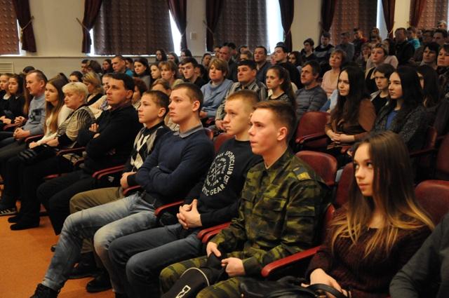 В день открытых дверей в ВИПЭ ФСИН России побывали более 100 человек из разных регионов России