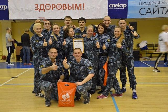 Команда-победитель Городского фестиваля студентов попадает в число претендентов на поездку в Сочи на Всемирный фестиваль молодежи и студентов