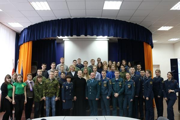 В прошлом году команде ВИПЭ ФСИН России выпала честь представлять Вологодскую область на региональном этапе в северной столице