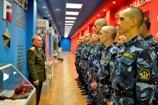 Для первокурсников ВИПЭ ФСИН России провели урок мужества