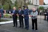 Новая автомобильная стоянка и памятная аллея появились в ВИПЭ ФСИН России