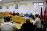 Состоялась встреча делегации ветеранов из Владимира с начальником ВИПЭ ФСИН России