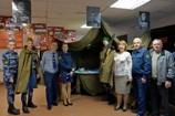 Яркие театрализованные представления и стенгазеты курсанты ВИПЭ ФСИН России посвятили 74-ой годовщине Победы