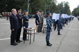 Торжественная церемония принятия Присяги и клятвы кадета состоялась в Вологде