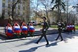 В День Победы курсанты и сотрудники ВИПЭ ФСИН России поздравили ветеранов и почтили память павших в годы войны