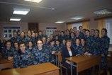 Ветераны УИС поделились опытом работы с курсантами ВИПЭ ФСИН России