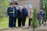 Памятный сквер появился в ВИПЭ ФСИН России