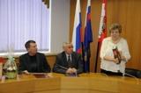 Ветеранская организация института поздравляет юбиляров