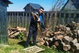Курсанты ВИПЭ ФСИН России помогли навести порядок на даче ветерана института
