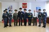 Торжественная церемония приведения к Присяге слушателей ФПО и ДПО состоялась в ВИПЭ ФСИН России