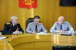 Первое офицерское собрание прошло в ВИПЭ ФСИН России