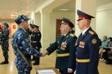 Торжественная церемония приведения к Присяге слушателей ФПК и ПО состоялась в ВИПЭ ФСИН России