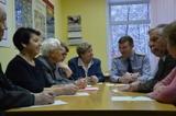 Первое заседание Совета ветеранов институт в 2017 г.